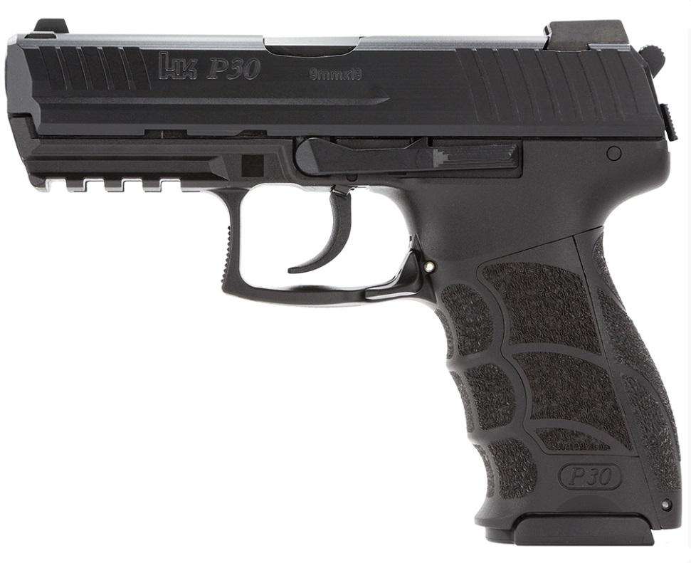 Heckler and Koch (HK USA) P30 (V3) 9mm