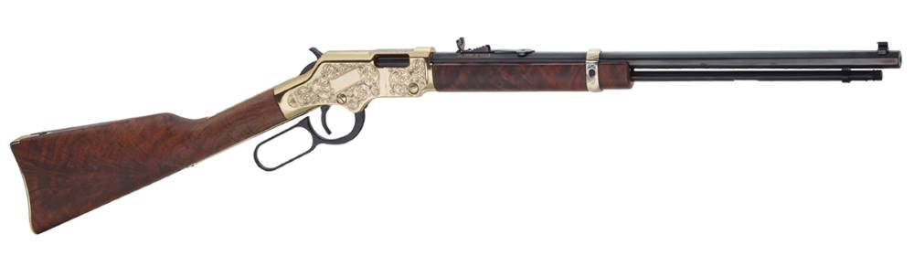 Henry Repeating Arms Goldenboy Dlx Engraved 3rd Ed. 22 LR