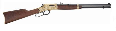 Henry Repeating Arms Big Boy Deluxe Engraved 3rd Ed 357 Magnum   38 Special