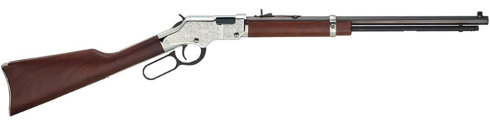 Henry Repeating Arms Silver Eagle 17 HMR