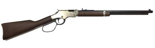 Henry Repeating Arms Golden Boy Silver 22 LR