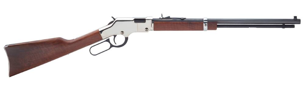 Henry Repeating Arms Golden Boy Silver 22 Magnum