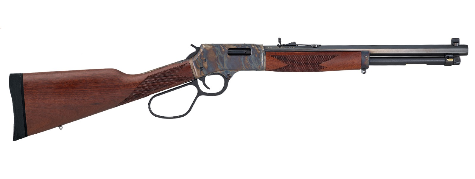 Henry Repeating Arms Big Boy Steel CCH 357 Magnum   38 Special