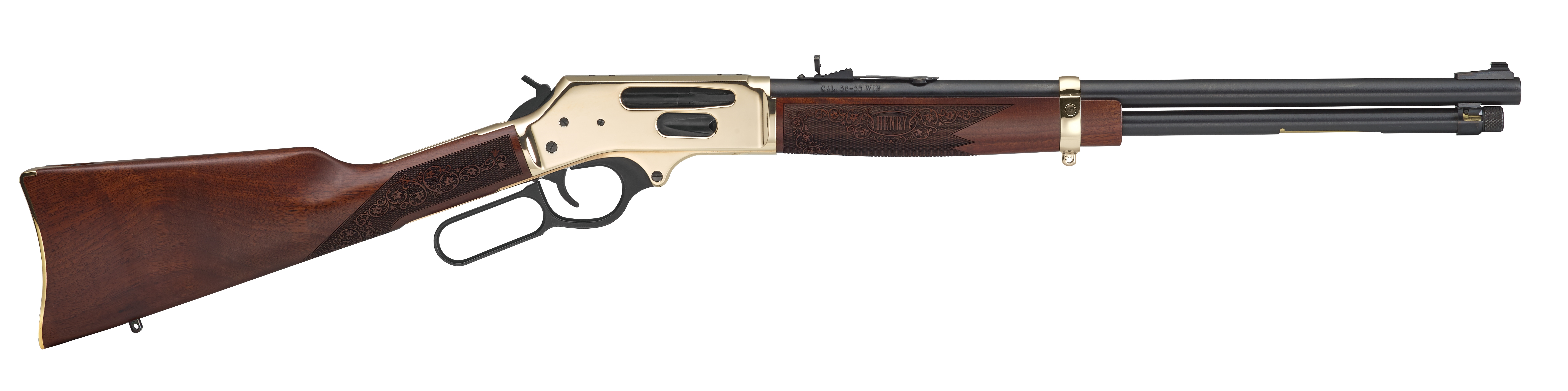Henry Repeating Arms Side Gate Lever Action 38-55 Win