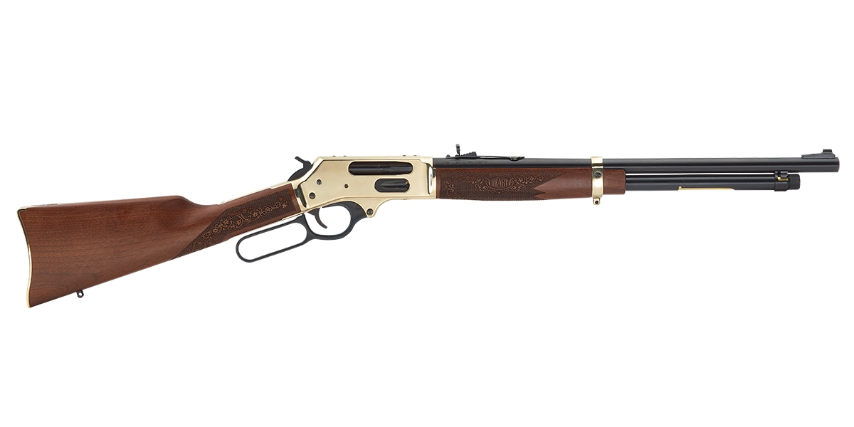 Henry Repeating Arms Side Gate Lever Action 45-70 GOVT