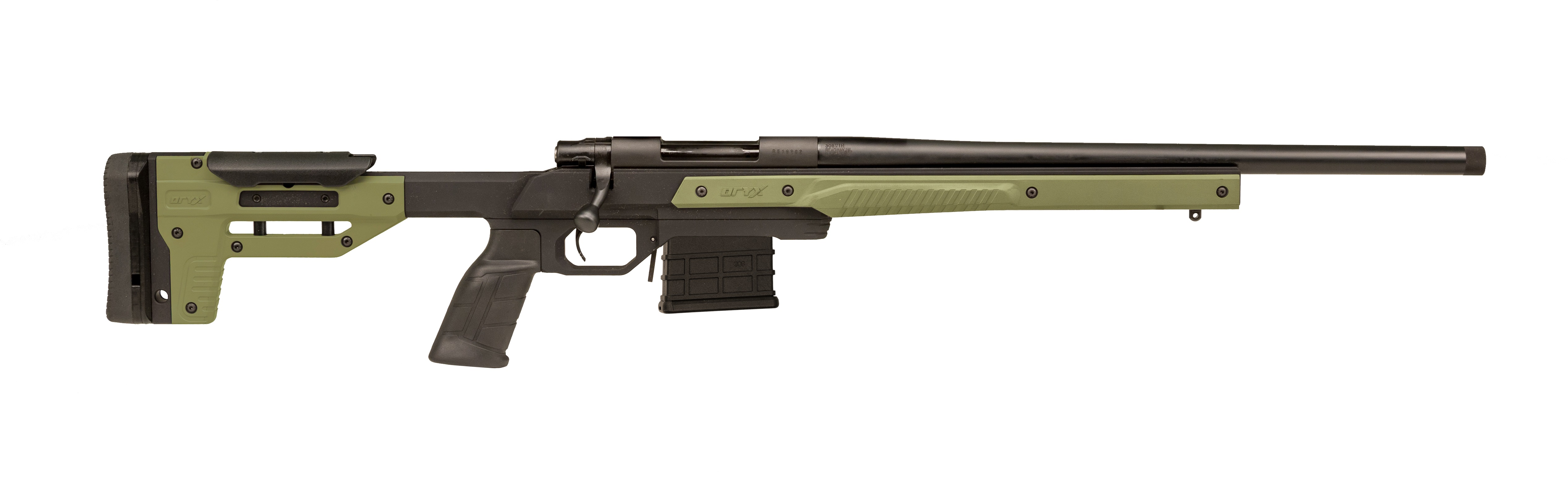 HOWA M1500 Mini Action ORYX 300 AAC Blackout