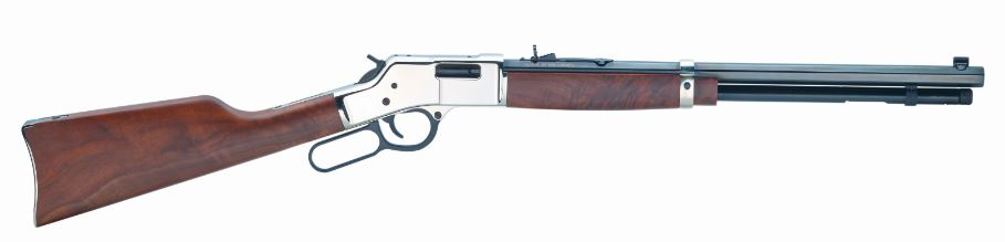 Henry Repeating Arms Big Boy Silver 357 Magnum   38 Special