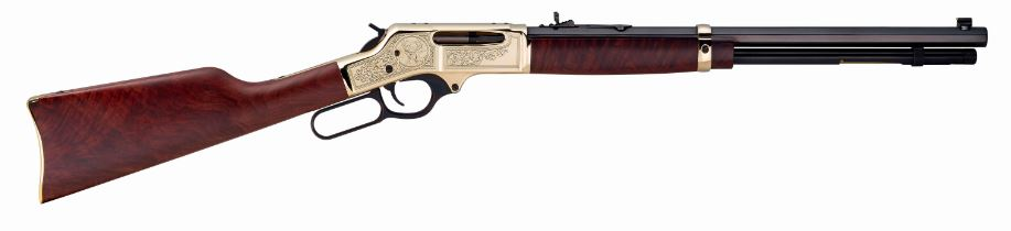 Henry Repeating Arms Brass Wildlife Edition 30-30