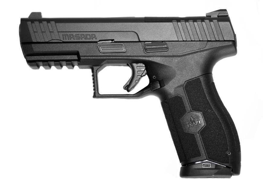 IWI - Israel Weapon Industries Masada 9mm 9mm