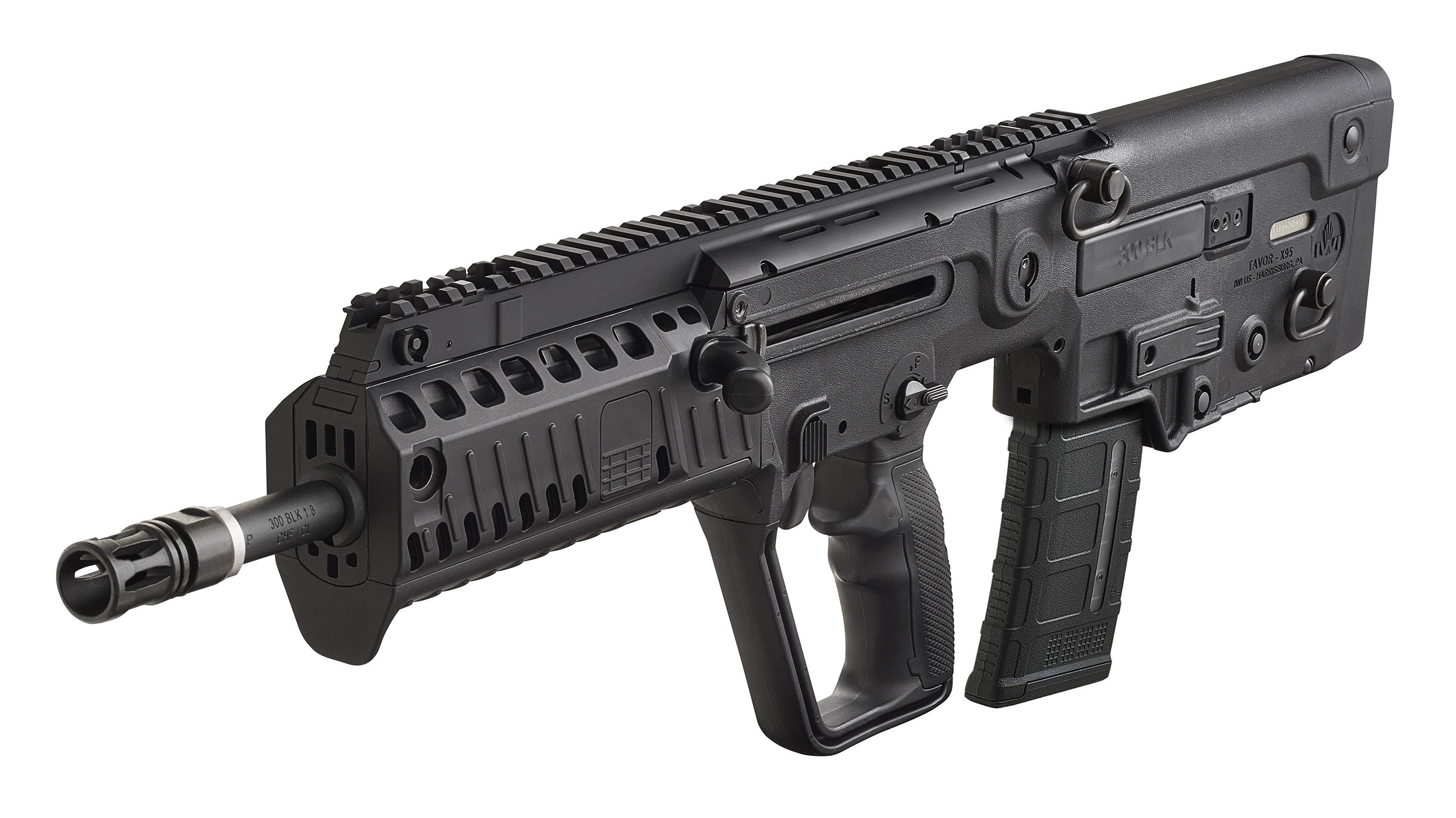 IWI - Israel Weapon Industries TAVOR XB95 300 AAC Blackout