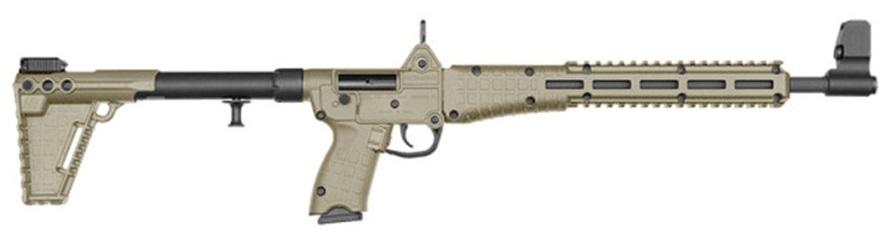 Keltec SUB-2000 9mm