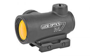 LUCID L-M7 4MOA RED DOT MATTE BLK