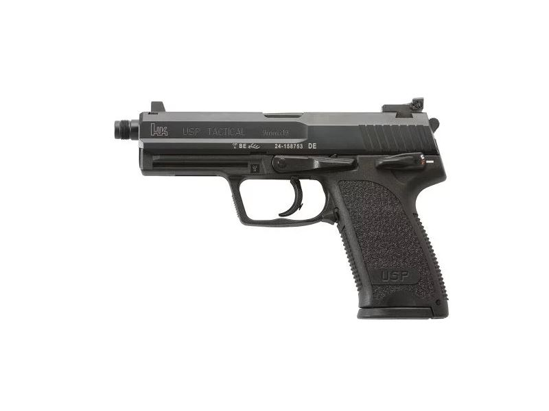 Heckler and Koch (HK USA) USP9 Tactical 9mm