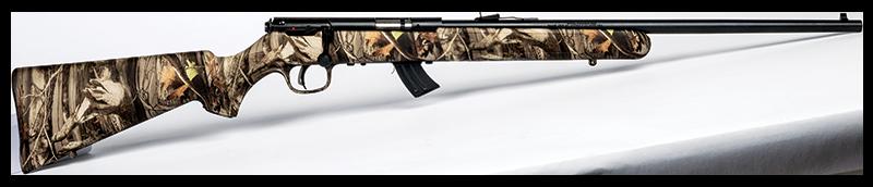 Savage Arms Mark II Camo 22 LR