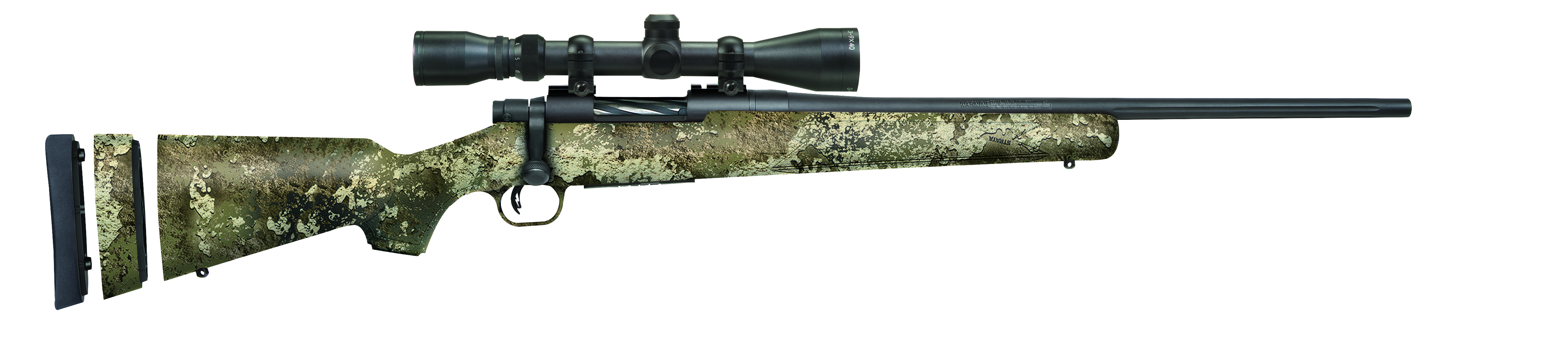 Mossberg Patriot Super Bantam Rifle 6.5 Creedmoor