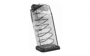 ETS MAG FOR GLK 45ACP 9RD CLEAR