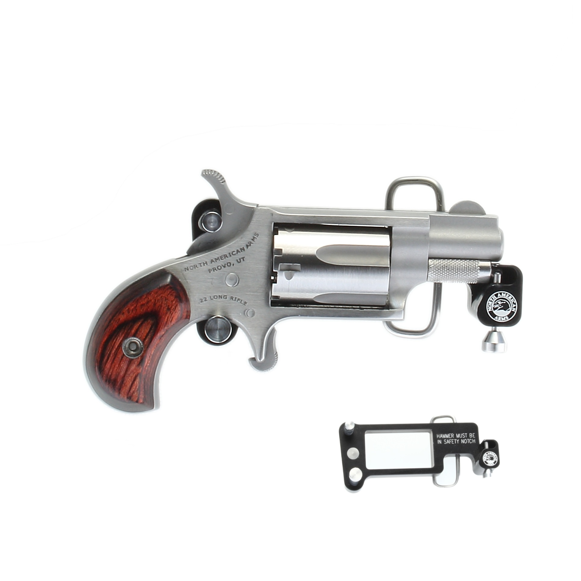North American Arms Mini-Revolver 22 Magnum