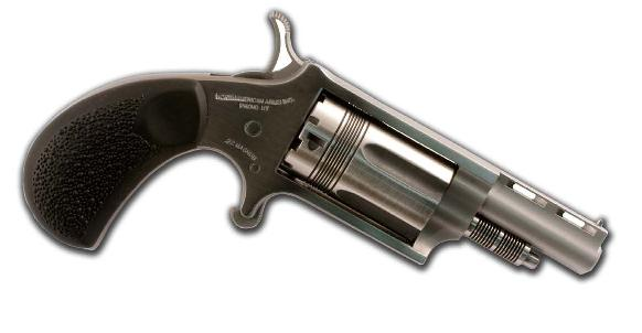 North American Arms The Wasp Convertable 22 LR | 22 Magnum