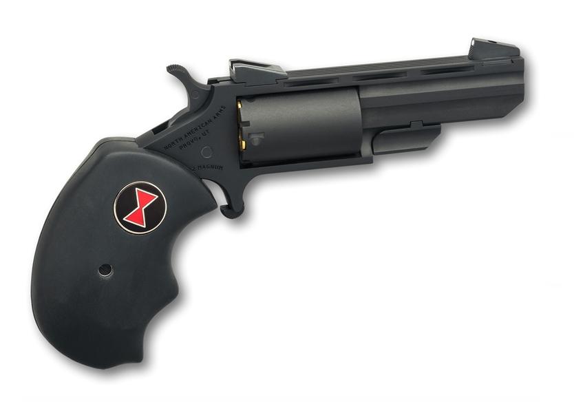 North American Arms Black Widow 22 LR   22 Magnum