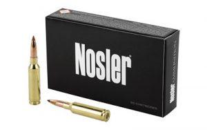 NOSLER 6.5MM CREED 120GR BT 20/200