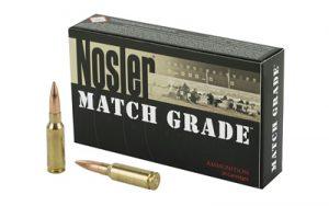 NOSLER 6.5GRNDL 123GR CC 20/200