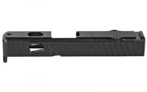 RA SLIDE FOR GLOCK 26 GEN 3/4 RMR BK