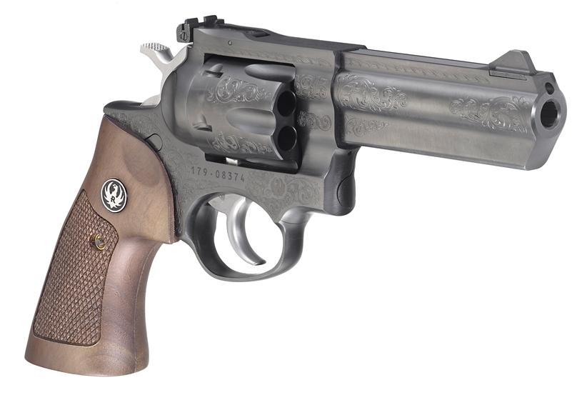 Ruger GP100 Deluxe 357 Magnum | 38 Special