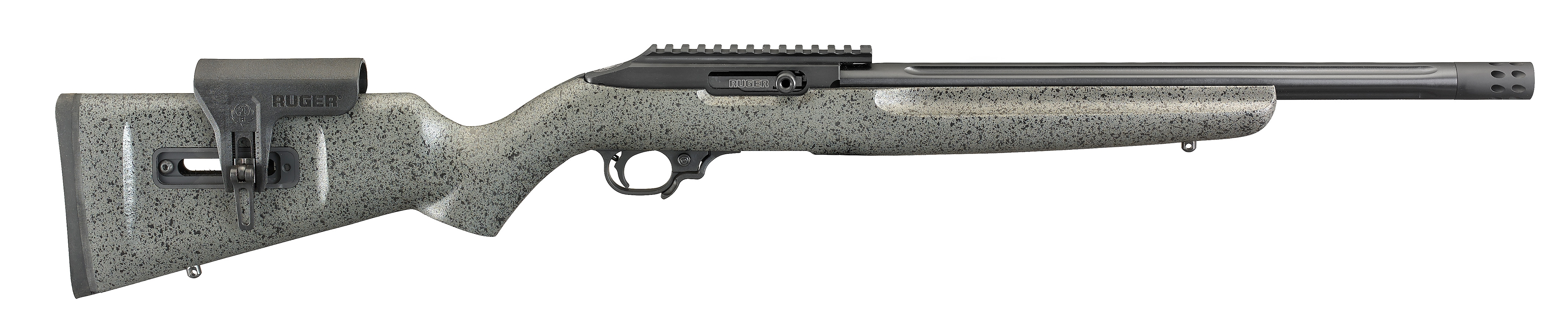 Ruger 10/22 Competition Custom Shop 22 LR