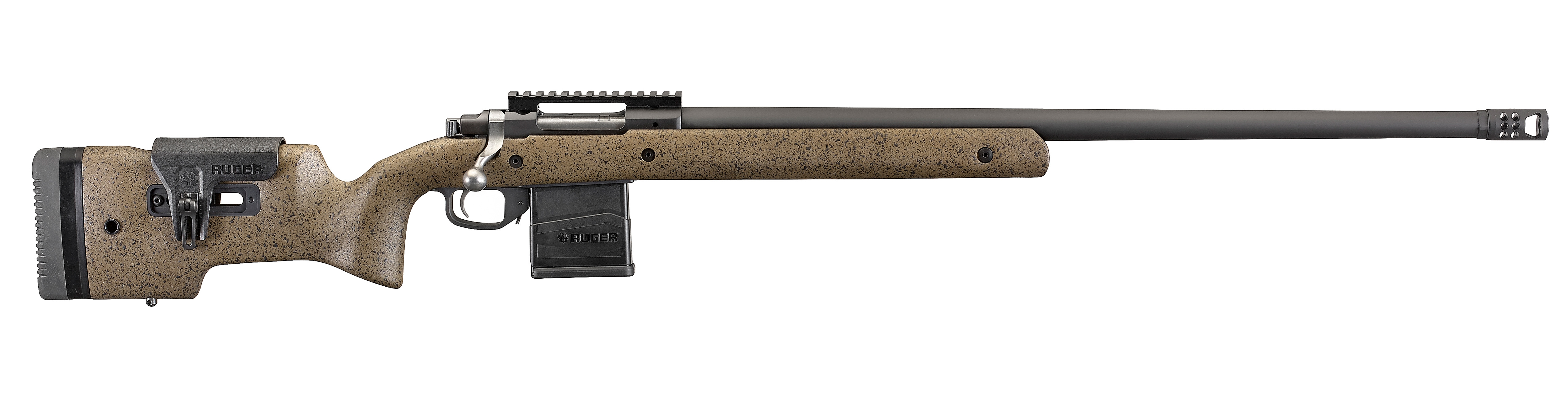 Ruger M77 Hawkeye Long Range Target 308 Win