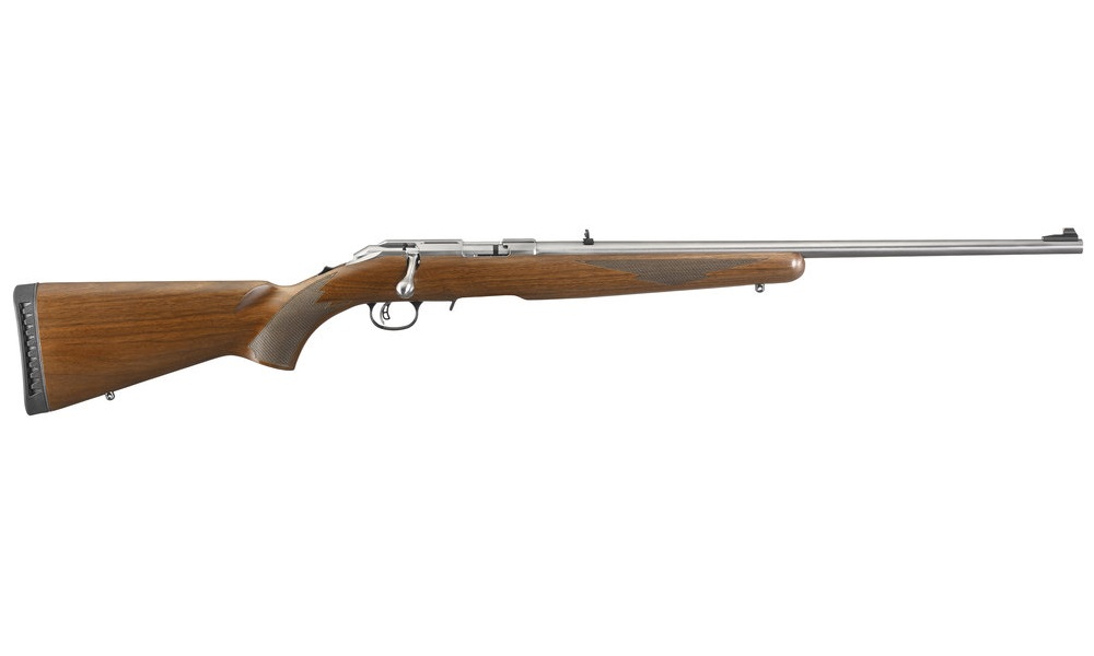 Ruger American Stainless Rifle 22 Magnum
