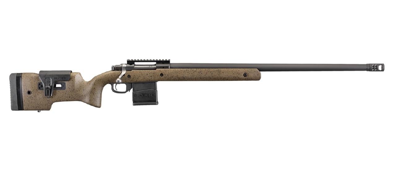 Ruger M77 Hawkeye Long Range Target 6.5 Creedmoor