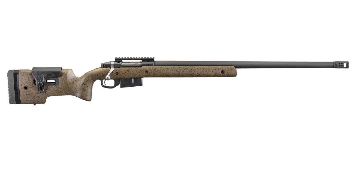 Ruger M77 Hawkeye Long Range Target 6.5 PRC