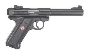 Ruger Mark IV Target 22 LR