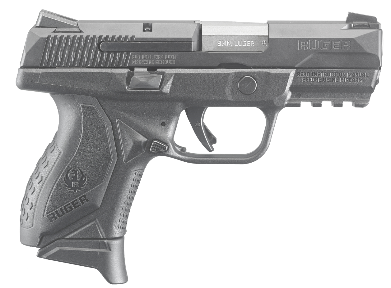 Ruger American Compact Pistol 9mm