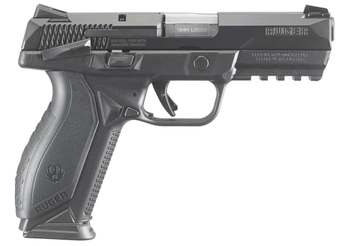 Ruger American Pistol 9mm