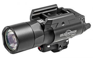SUREFIRE X400U-A BLK 1000LM W/LSR