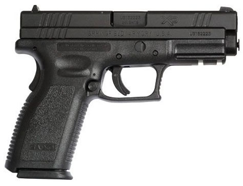 Springfield Armory Defender XD Service 9mm
