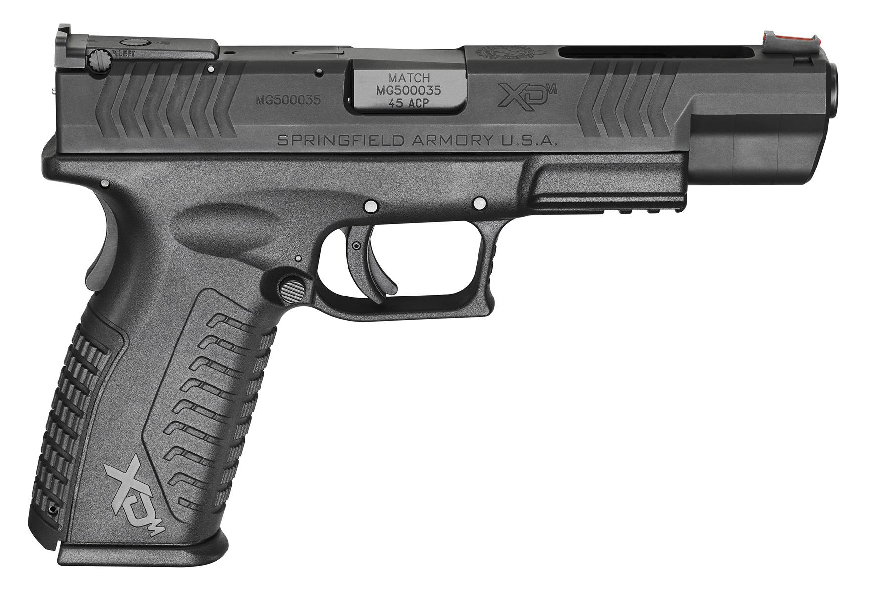 Springfield Armory XD(M) Competition 45 ACP