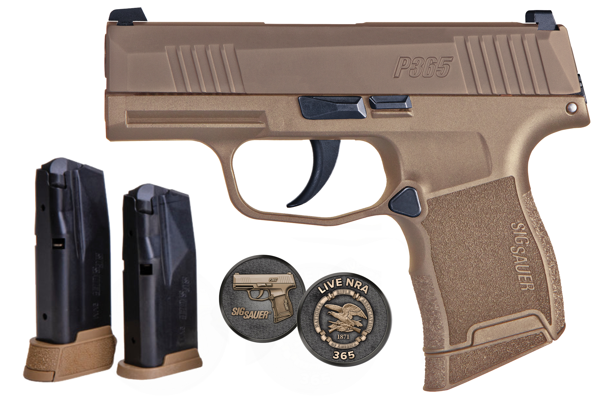 SIG SAUER P365 NRA 9mm