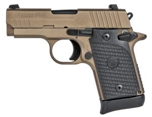 SIG SAUER P938 Emperor Scorpion 9mm