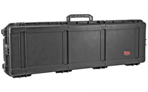 SKB I-SERIES DOUBLE RIFLE CASE BLK