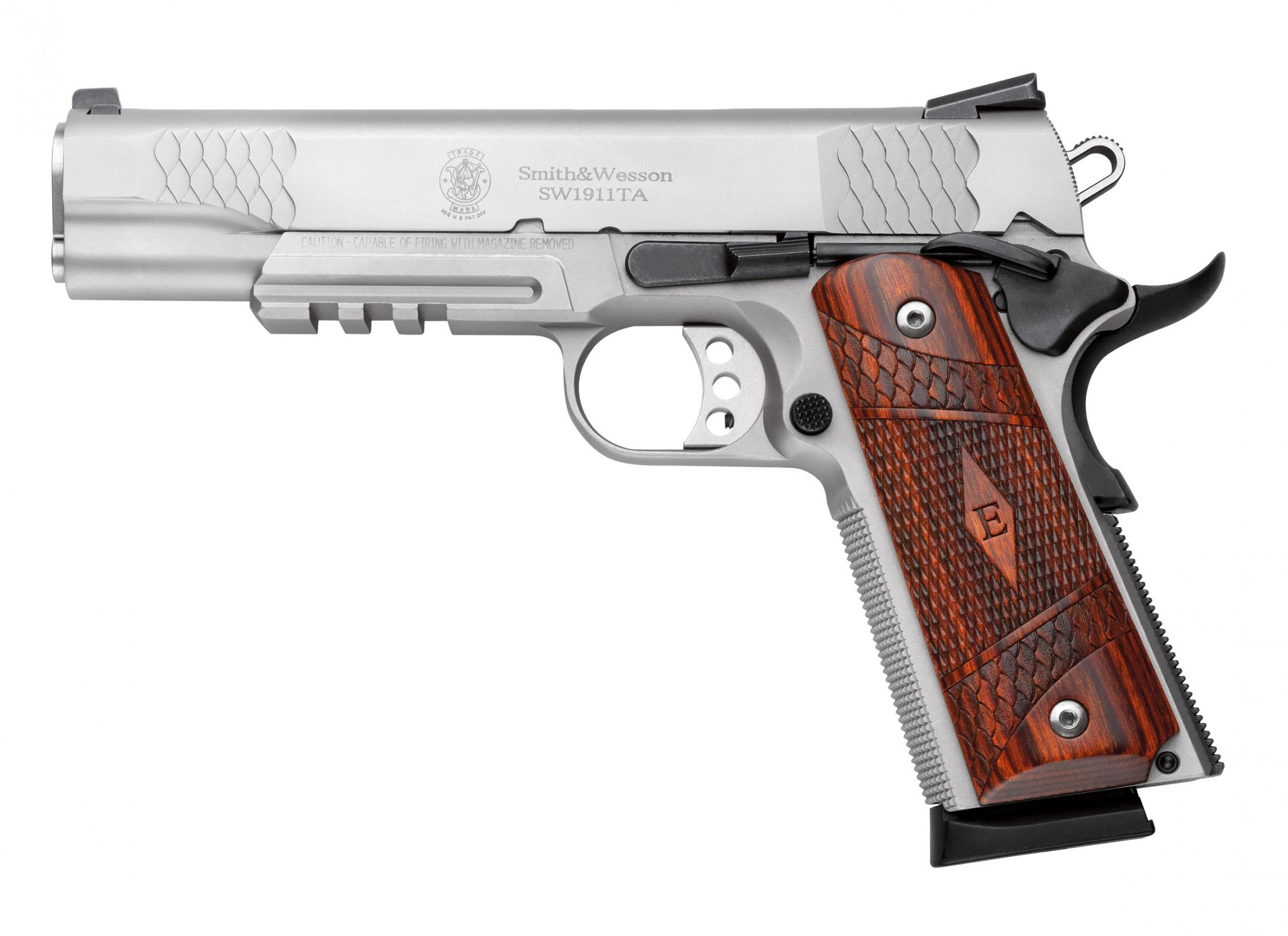 Smith and Wesson SW1911TA 45 ACP
