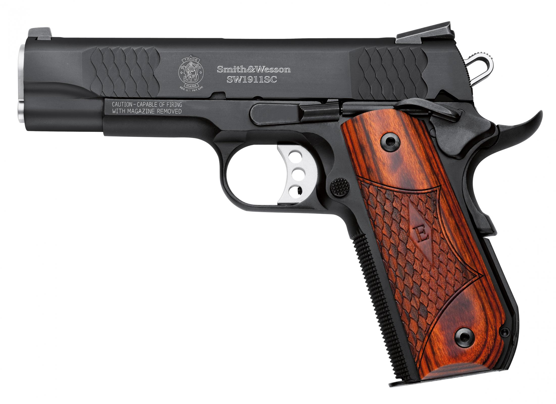 Smith and Wesson SW1911SC 45 ACP