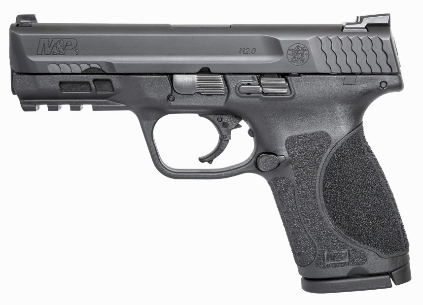 Smith and Wesson M&P9 M2.0 Compact MA Comply 9mm