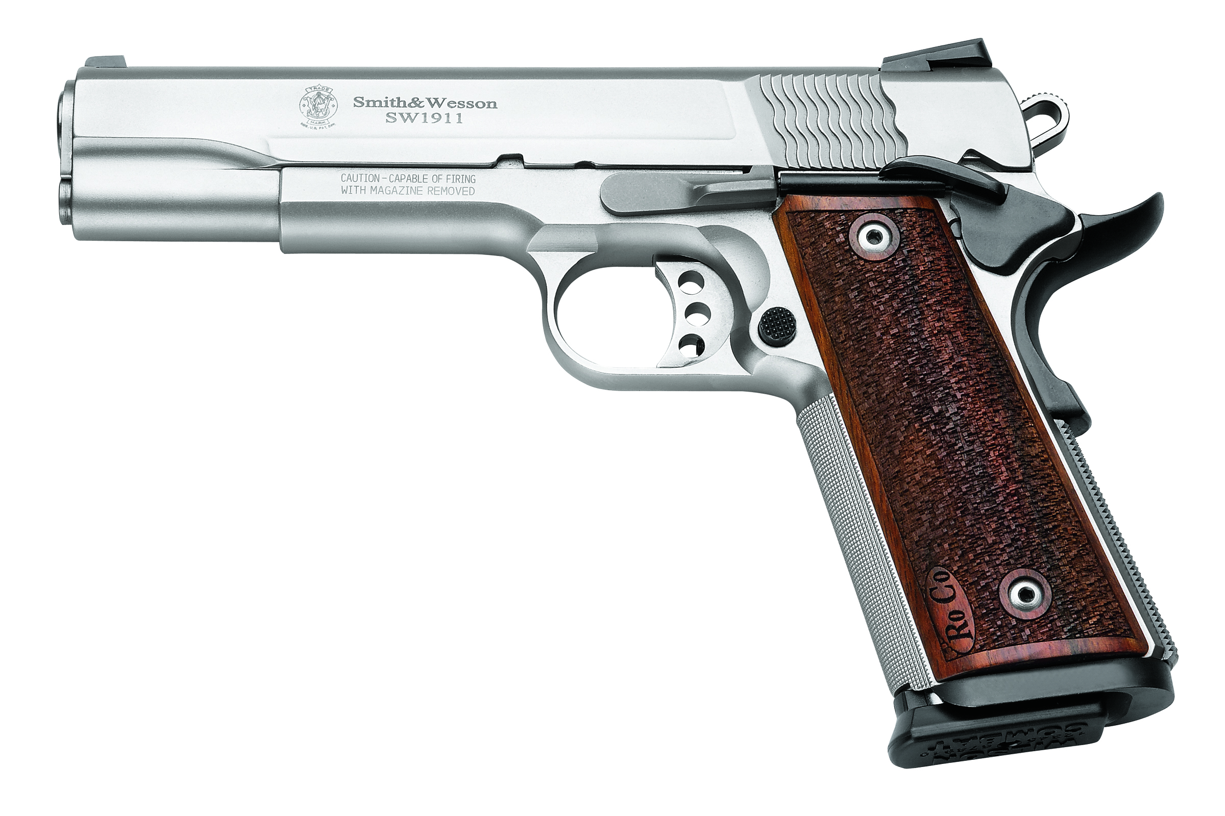 Smith and Wesson SW1911 9mm