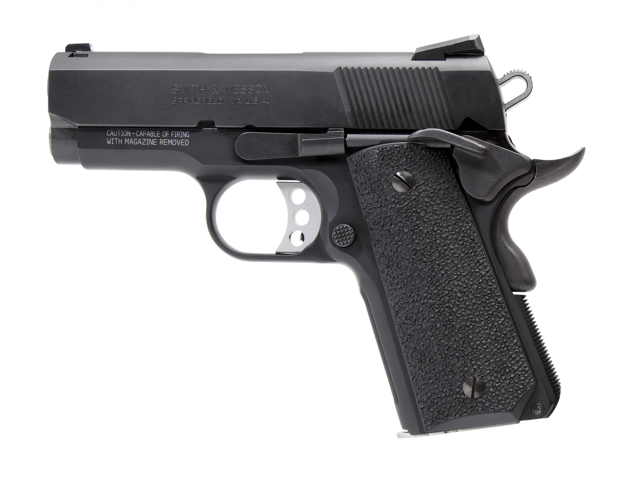 Smith and Wesson SW1911 Pro Series Sub-Compact 9mm