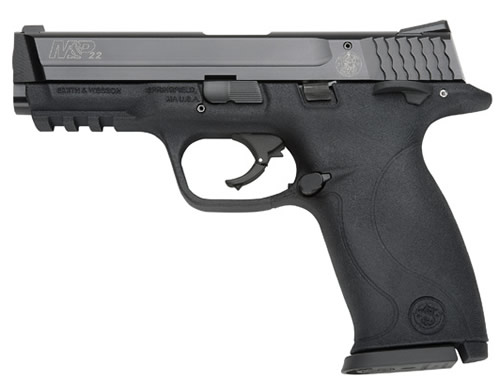 Smith and Wesson M&P22 22 LR