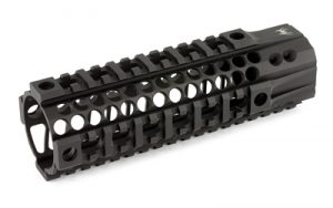 "SPIKE'S LW BAR2 RAIL 7.25"" BLK"