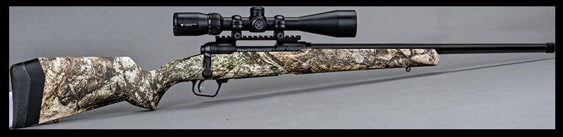 Savage Arms 110 Apex Predator XP 6.5 Creedmoor