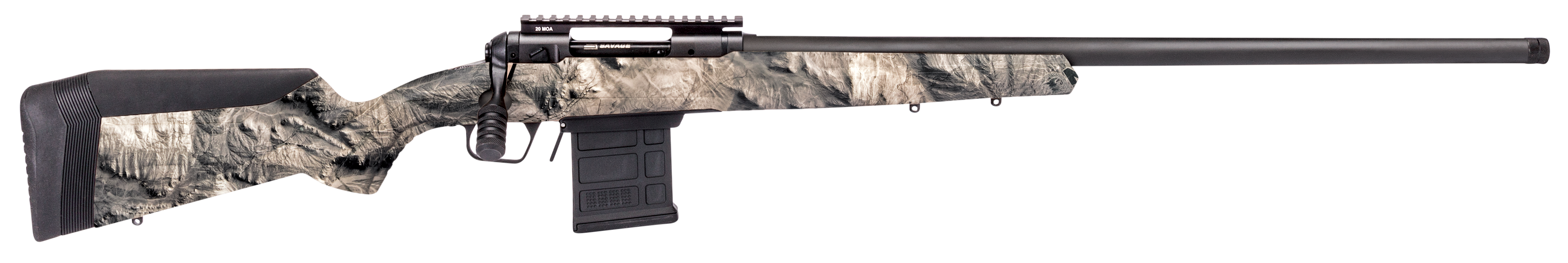Savage Arms 110 Ridge Warrior 6.5 Creedmoor